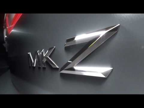 Lincoln Commercial for Lincoln MKZ (2009) (Television Commercial)