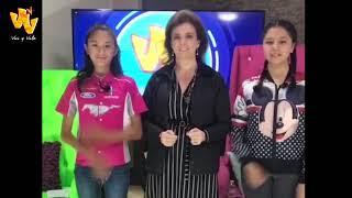 Las chicas V&V entrevistan a Paola Migoya y Bruce Julis