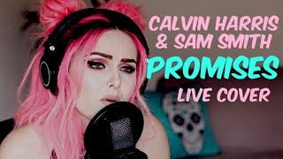 Calvin Harris & Sam Smith   Promises (Live Cover)
