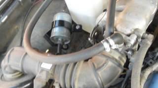 Фото № 8734 Чистка топливной системы газ 31105 крайслер