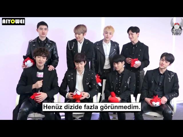 2017 EXO Sohu Röportaj Türkçe Altyazılı