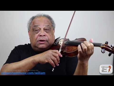 Exploring Touch on the Violin