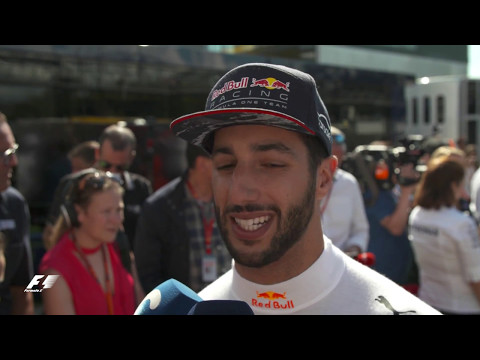 2017 Spanish Grand Prix: Driver Reaction
