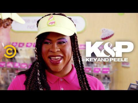 Zaměstnanec roku - Key & Peele