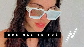 Natti Natasha - Que Mal Te Fue [Official Video]