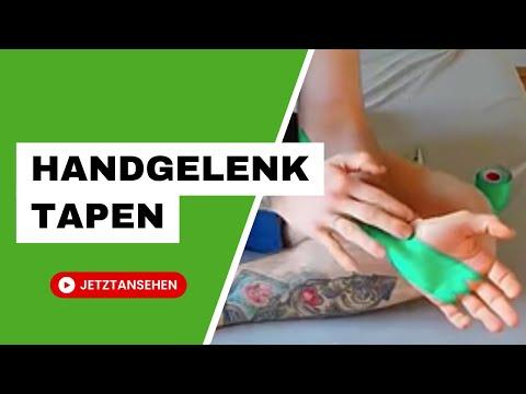 Symptome einer eingeklemmter Nerv im Kniegelenk