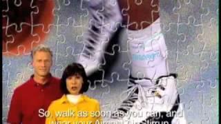 Video: Aircast Ankle Sprain Care Kit