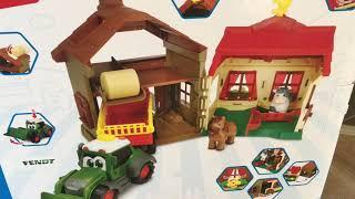 Toyboxx unboxing Trecker und Bauernhof von Dickie Toys (Werbung)