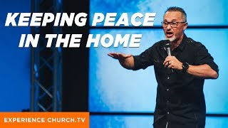 Keeping Peace In The Home