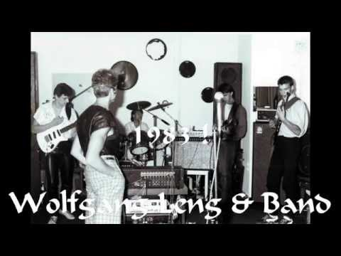 """1983 - Wolfgang Leng & Band - """" Liebe von einer Frau ! """""""