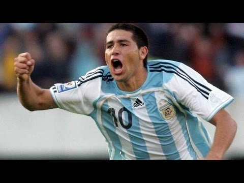 Riquelme ● Best Skills, Pass and Goals ● Argentina