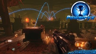 Call of Duty: Black Ops 3 Zombies - All Rituals & Pack-a-Punch Easter Egg (The Beginning of the End)