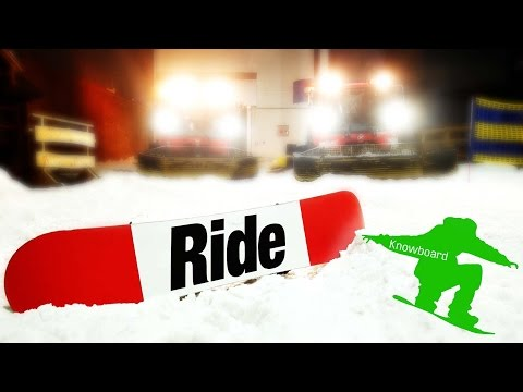 Ride Agenda 16/17 All Mountain Freestyle Snowboard review