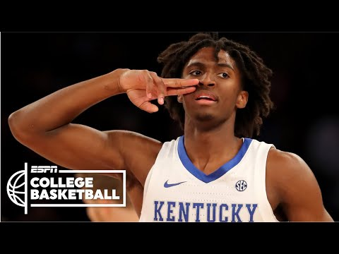 Freshman Tyrese Maxey shines in Kentucky vs. Michigan State | 2019-20 College Basketball Highlights