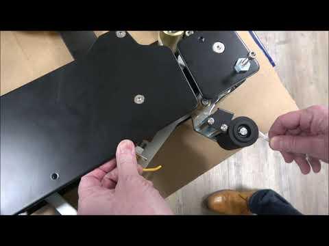 CT 103 SD: Insert tape