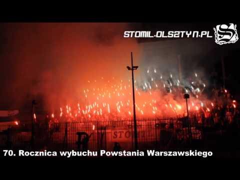 Stomilowcy uczcili 70. rocznicę wybuchu Powstania Warszawskiego