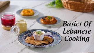 Basics of Lebanese Cooking