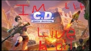Creative Destruction Live StreamSubs can play 2!!!!) (Road to 300 subs!!!)
