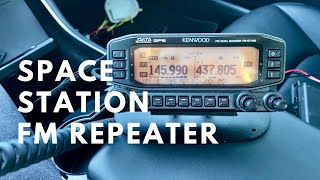 International Space Station FM Repeater Now On The Air!
