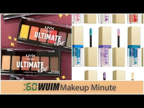 "NYX Brings The Ultimate Edit + Stila's ""Color Flipping"" Liquid Eyeshadows! 