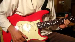 Mark Knopfler - Long Highway (Instrumental Guitar Cover)