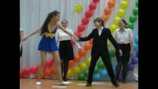 ABBA   Nina, pretty ballerina. Гимназия 2011 год
