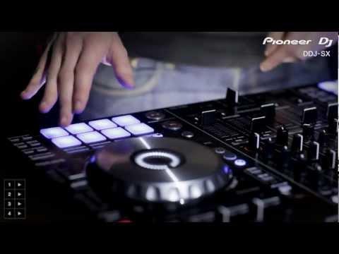 DDJ-SX DJ Blakey Performance