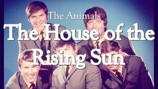 The Animals The House Of The Rising Sun Sub Espanol Ingles