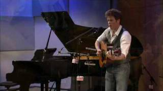 """Studio 360 Live: Josh Ritter performs """"Change of Time"""""""