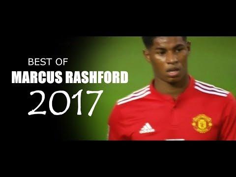 Marcus Rashford - Crazy Skills, Speed, Assists & Goals 2017-2018 HD
