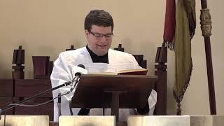 TV Szentendre / 2020. 04. 05. Katolikus szentmise