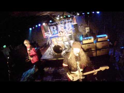 Brett Ellis Band - Crazy Wild Child - Rise Up Intro
