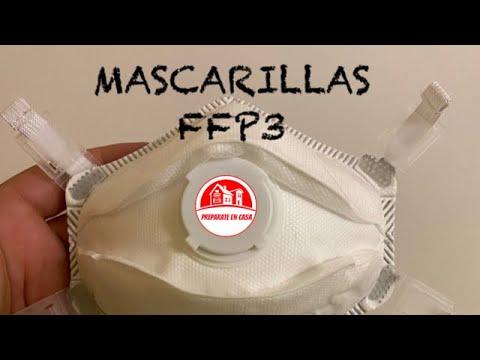 MASCARILLAS  FFP3 y FFP2 N95  #COVID19 #FFP3 #MASCARILLAS #OMS #SANIDAD #FFP2 #N95