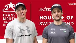 House Of Switzerland |Ski WM Åre 2019