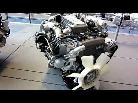 Фото к видео: Toyota 1G-GTEU Type Engine (1985)