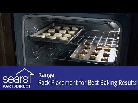 Oven Rack Placement for the Best Baking Results