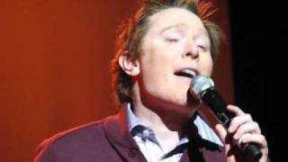Build Me Up Buttercup by Clay Aiken, Ft Wayne, Tried & True Tour, video by Sam Bernero (toni7babe)