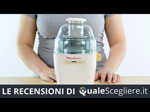 Moulinex JU2000 Vitae in azione | QualeScegliere.it