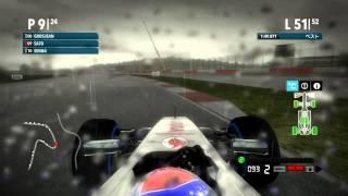 [PS3]F12012タイムトライアルチャンピオンモード「ジェンソン・バトン」