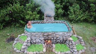 Build Heated Swimming Pool