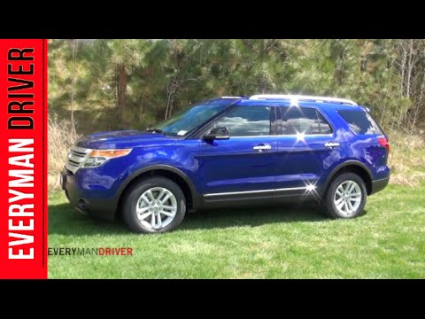 2014 Ford Explorer Review on Everyman Driver
