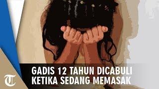 Sedang Memasak, Gadis 12 Tahun Diperkosa saat Orangtuanya Tak di Rumah