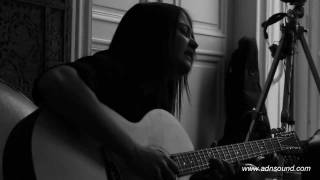 Anna Aaron - Sea Monsters - Session Acoustique - Adnsound.com
