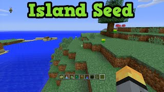 Minecraft Ps3 Xbox Survival Island Seed With Challenges