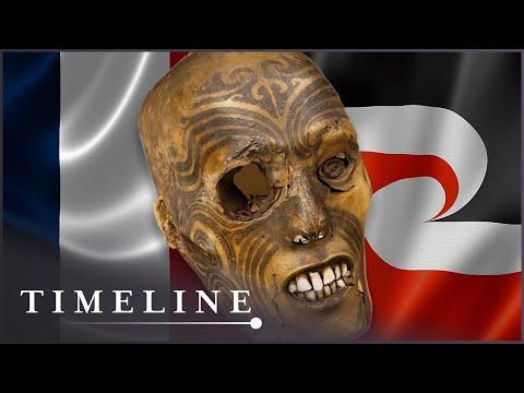 The Fabulous Story Of The Mummified Maori Head (New Zealand History Documentary) | Timeline