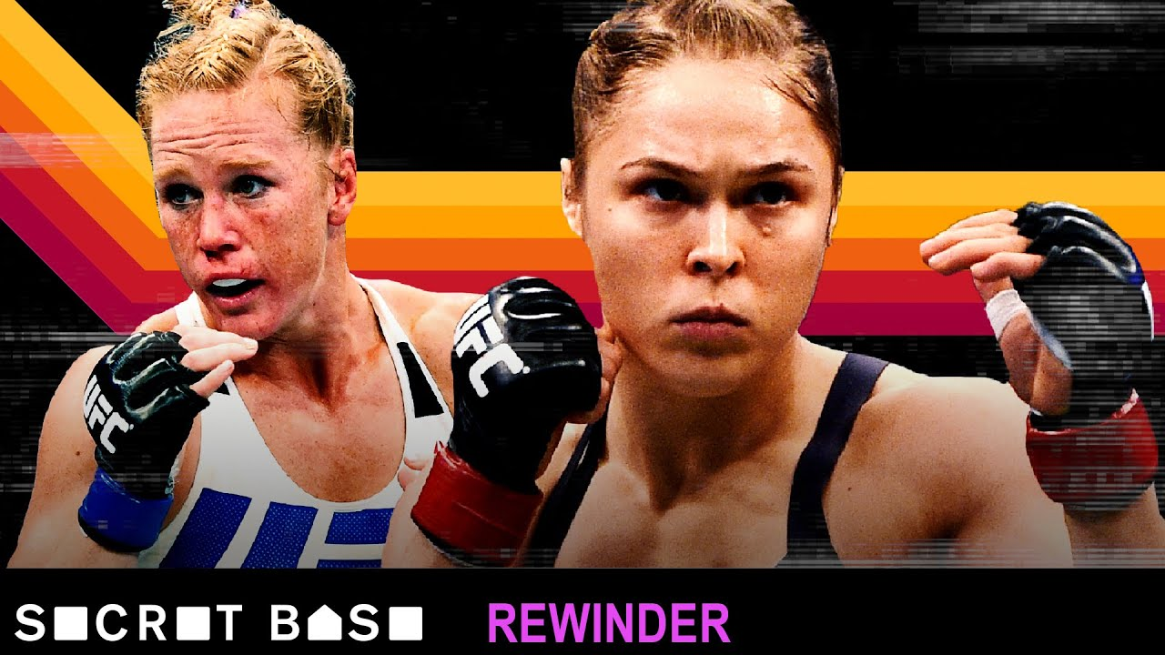 One of the most shocking finishes in UFC history deserves a deep rewind   Rousey vs Holm, UFC 193 thumbnail