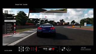 GT Sport - Intense online Battle !!