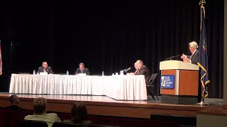 preview picture of video 'Democratic Debate for Butler County Commissioner'