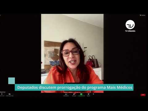 Deputados discutem prorrogação do programa Mais Médicos - 14/05/21
