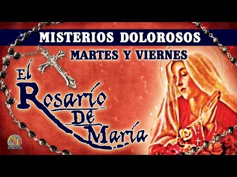 El Rosario De Maria - Misterios Dolorosos (Martes y Viernes) - Las Madres Adoratrices de Sahuayo